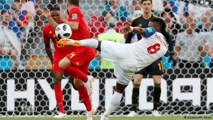 Russland WM 2018 Belgien gegen Panama (Reuters/M. Rossi)