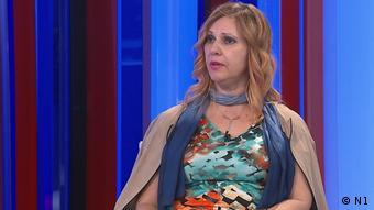 Branka Galic, Soziologin aus Zagreb