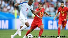 Fußball WM 2018 Belgien - Panama
