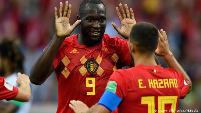 World Cup 2018  Romelu Lukaku scores brace as Belgium top Panama ... 83091da06