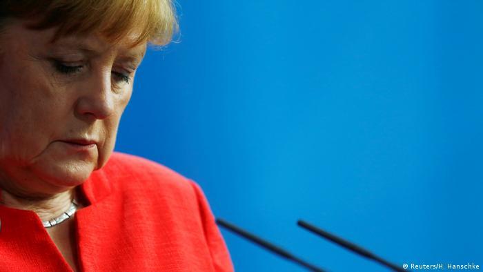 Chanceler alemã se equilibra na corda bamba: governo pode desmoronar