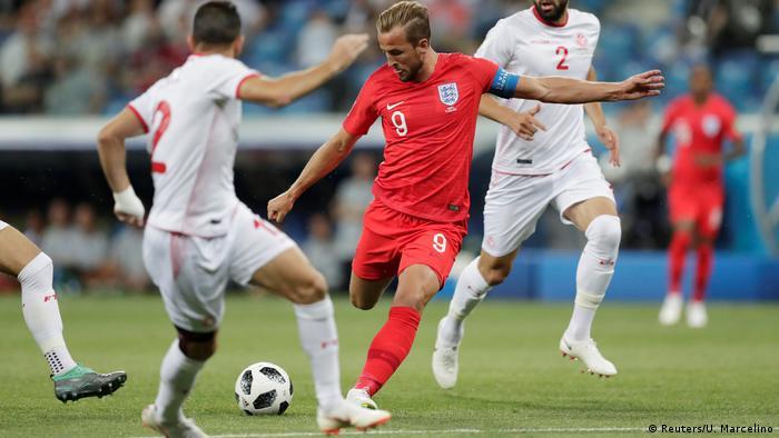 Russland WM 2018 Tunesien gegen England (Reuters/U. Marcelino)