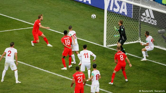 Russland WM 2018 Tunesien gegen England (Reuters/G. Garanich)