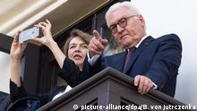 USA Bundespräsident Frank-Walter Steinmeier in Los Angeles