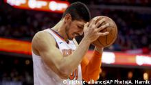 USA NBA Basketball Enes Kanter (picture-alliance/AP Photo/A. Harnik)