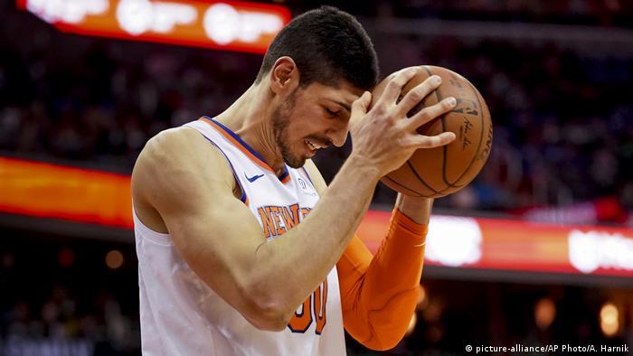 b799e00dcf83 US NBA Basketball player Enes Kanter (picture-alliance AP Photo A.