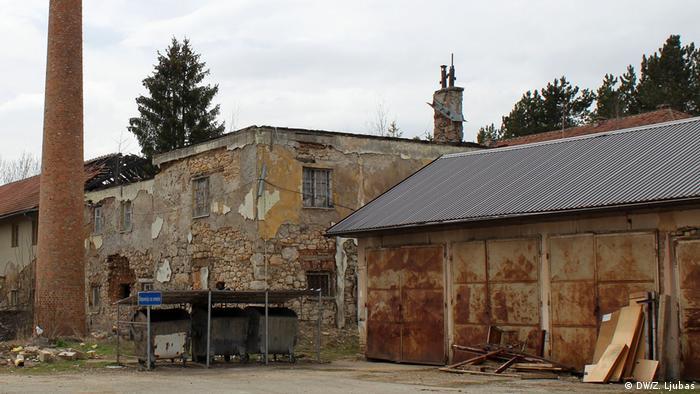 Bosnien und Herzegowina Psychiatrische Klinik in Sokolac