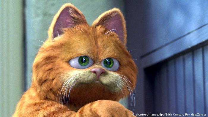 898749e98 Filmstill Garfield: The Movie (picture-alliance/dpa/20th Century Fox dpa