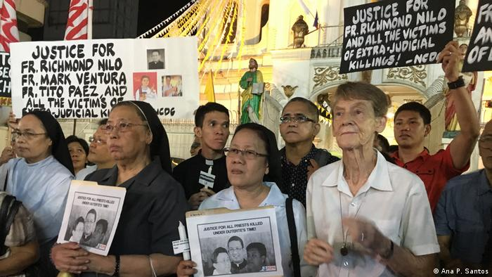 Catholics protest priest killings in Philippines | Asia| An in-depth