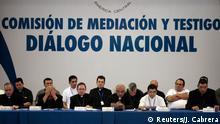 Nicaragua Nationaldialog in Managua