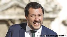 Matteo Salvini (picture-alliance/Photoshot)