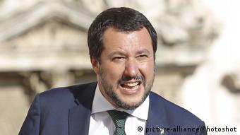 Ματέο Σαλβίνι: «Υπάρχουν και τα δικά μας σύνορα, δεν είμαστε χαζοί»