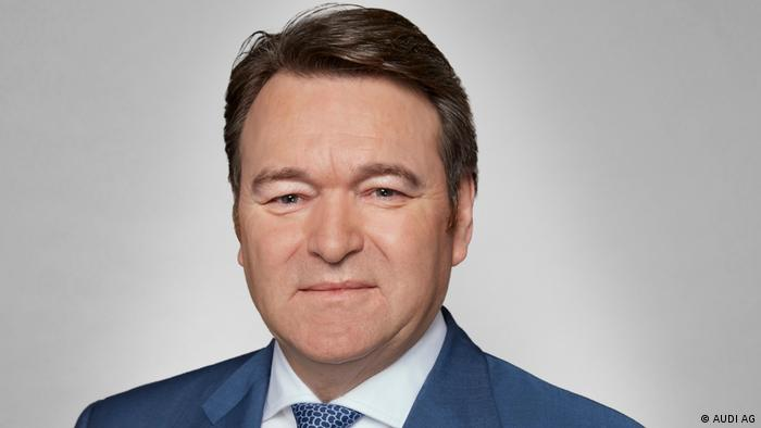 Abraham Schot, new Interim-Chief of Audi (AUDI AG)