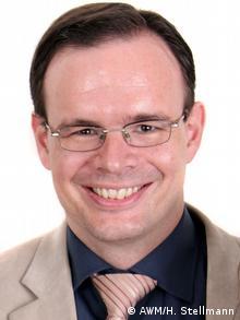 Adrian Zenz (AWM/H. Stellmann)