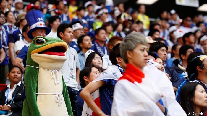 Russland WM 2018 Kolumbien gegen Japan (Reuters/J. Cairnduff)