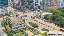 18.06.2018 +++ After Eid the inhabitants of Dhaka city is returning at work from their villages. Though the city is still in a lazy mode.