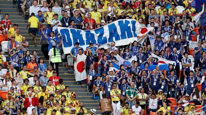 Mundial  Prohíben a colombianos entrar a estadios por comportamiento ... da55f1794ce93