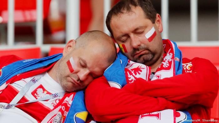 Russland WM 2018 Polen gegen Senegal
