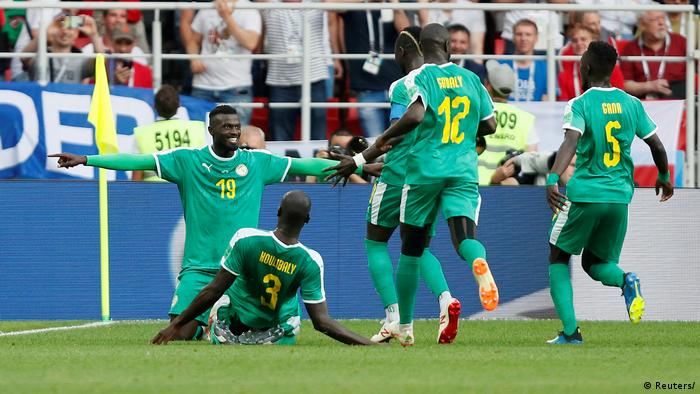 Russland WM 2018 Polen gegen Senegal (Reuters/)