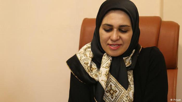 زینب طاهری، وکیل دادگستری