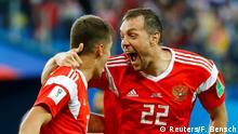 Russland WM 2018 Russland gegen Ägypten