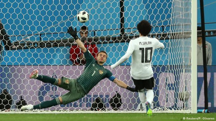 Russland WM 2018 Russland gegen Ägypten (Reuters/P. Olivares)