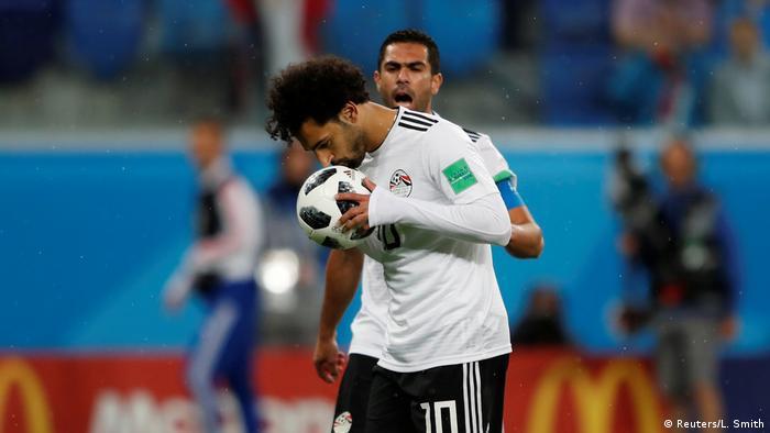 Russland WM 2018 Russland gegen Ägypten (Reuters/L. Smith)