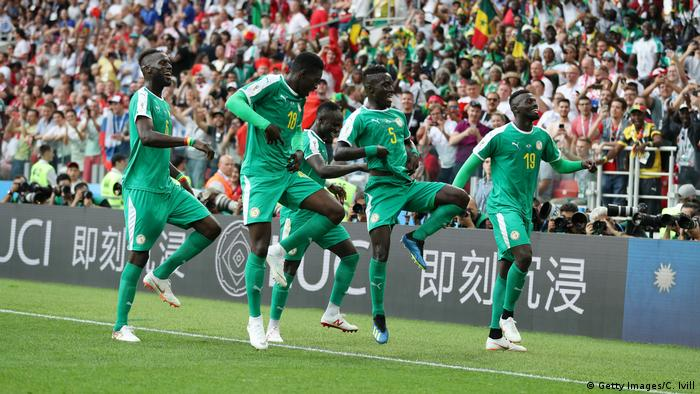 FIFA Fußball-WM 2018 in Russland | Polen vs. Senegal (Getty Images/C. Ivill)