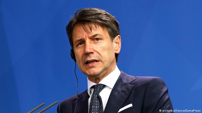 Giuseppe Conte (picture-alliance/ZumaPress)