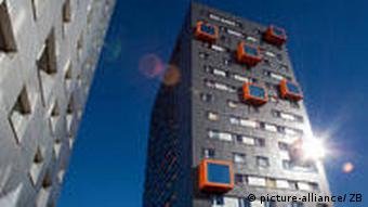 Общежитие в Дрездене