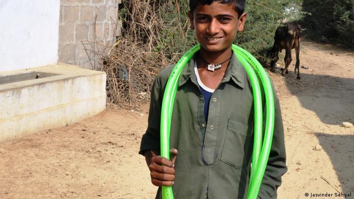 Der lange Weg ins kunststofffreie Indien (Jasvinder Sehgal)