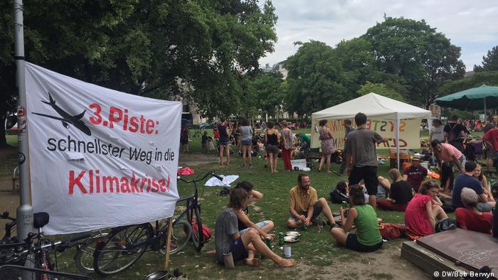 Sommerferien bedeuten für manche Österreicher Aktivitäten für Klimaschutz