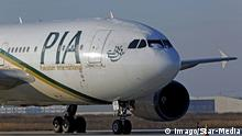 Fluggesellschaft Airbus A310 308 der Pakistan International Airlines PIA