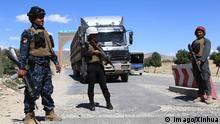 Afghanistan Sicherheitskräfte