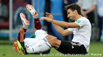 WM 2018 Russland | Mats Hummels (picture-alliance/dpa/sampics/S. Matzke)
