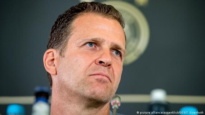 Russland WM 2018 | PK Oliver Bierhoff (picture alliance/augenklick/GES/T. Eisenhuth)