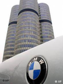 Halbjahresbilanz BMW