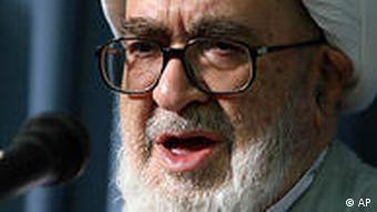Iran Ayatollah Hossein Ali Montazeri