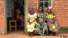 Global 3000   Kongo Traumatherapie