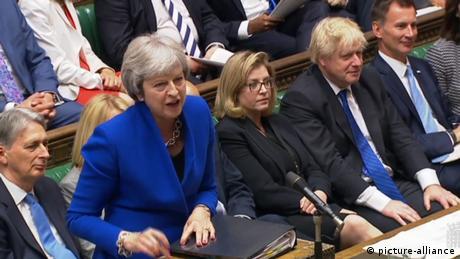 Уряд Великобританії уникнув поразки в парламенті щодо Brexit