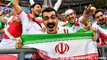 Russland WM 2018 l Spanien vs Iran - Fan