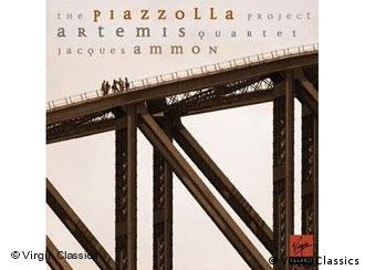 CD-Cover: The Piazzolla-Project (Foto: Vergin classics)