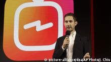 Kevin Systrom | CEO and co-founder Instagram