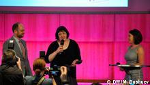 Deutschland | Preisverleihung des Boris Nemzow - Preises in Bonn