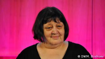 Лауреат премії Надія Мітюшкіна