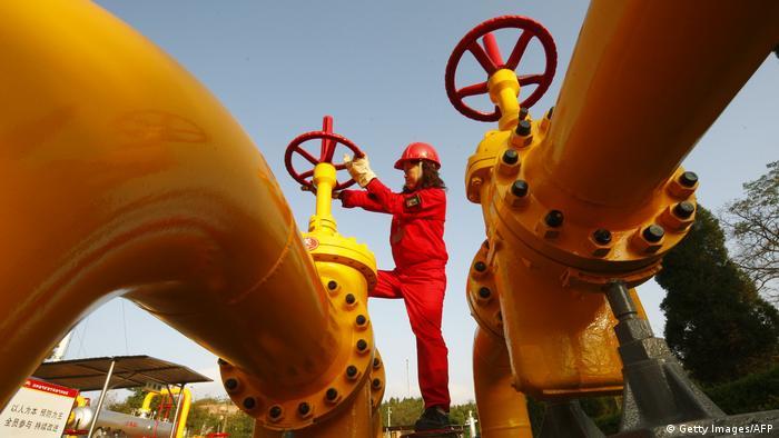 China Erdgas
