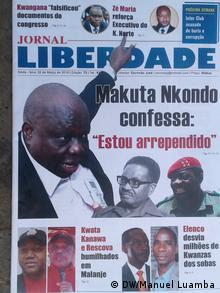 Angola Zeitung Liberdade