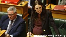Jacinda Ardern (picture-alliance/AP Images/N. Perry)