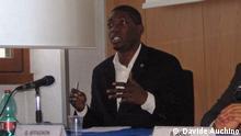 Benin Blogger Qemal Affagnon