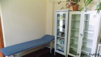 Вдалося Карапінці за рік і оновити медичне обладнання в фельдшерських пунктах в двох селах
